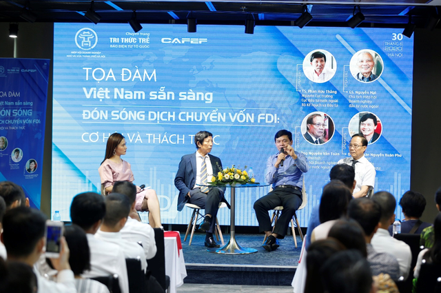 Doanh nghiệp Việt hoàn thiện chuỗi cung ứng, nâng tỷ lệ nội địa hóa - Ảnh 1.