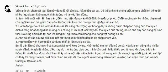 Quang Vinh, Phạm Quỳnh Anh bị chỉ trích vì ngồi trên tảng san hô sống - Ảnh 1.