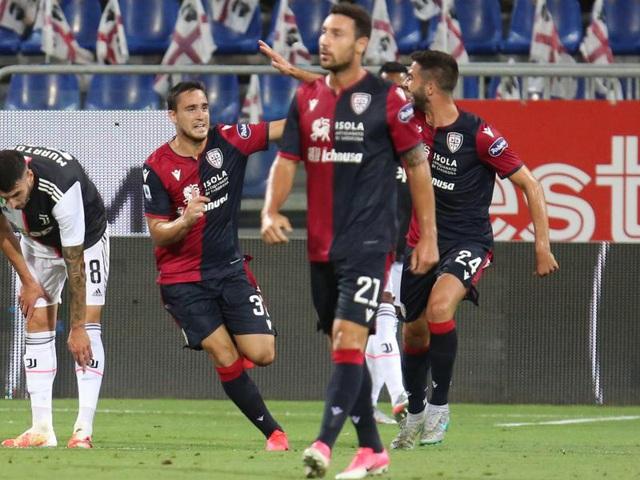 Cagliari 2-0 Juventus: Bà Đầm Già thất bại bất ngờ trước Cagiari - Ảnh 3.