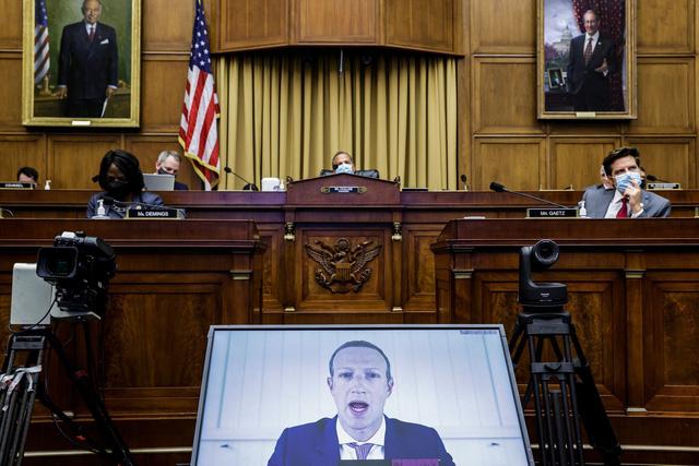 """4 """"đại gia"""" công nghệ Mỹ điều trần những gì trước Quốc hội Mỹ? - Ảnh 1."""