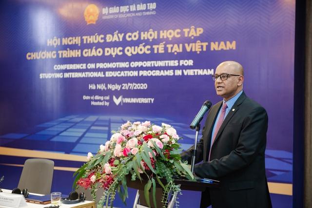 Việt Nam có thể trở thành điểm đến của sinh viên các trường đại học xuất sắc thế giới - Ảnh 1.