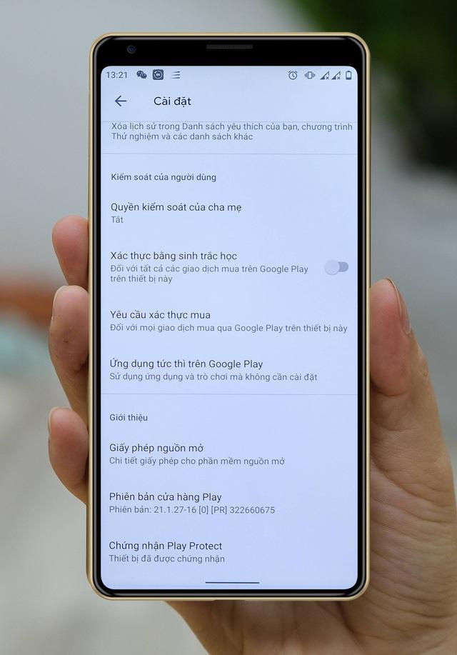 Google sẽ hỗ trợ Bkav cấp chứng chỉ cho Bphone B86 - Ảnh 1.