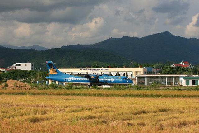 Nâng cấp, mở rộng Cảng hàng không Điện Biên - Ảnh 1.