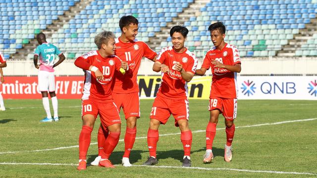 AFC Cup khu vực Đông Nam Á sẽ được tổ chức tại Việt Nam - Ảnh 1.