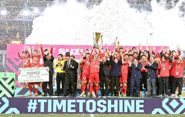 Đề xuất AFF Cup 2020 tổ chức vào tháng 4/2021 vì COVID-19 - Ảnh 2.