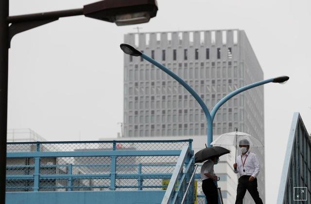 Nhật Bản sửa đổi triển vọng kinh tế tài khóa 2020 về mức âm - Ảnh 1.