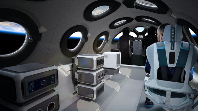 Du lịch vũ trụ là có thật: máy bay du hành không gian đầu tiên trên thế giới được hé lộ - ảnh 1