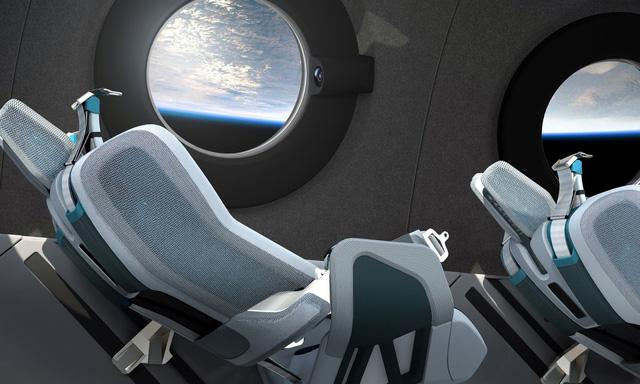 Du lịch vũ trụ là có thật: máy bay du hành không gian đầu tiên trên thế giới được hé lộ - ảnh 2