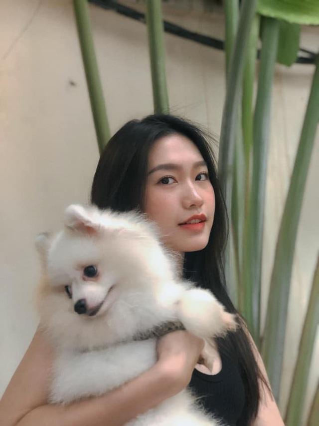 Thí sinh Hoa hậu Việt Nam gây sốt vì xinh đẹp, thành tích học tập khủng - Ảnh 6.