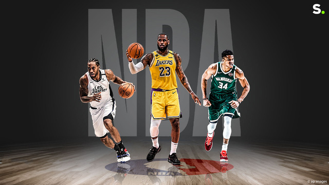 Toàn bộ cầu thủ NBA âm tính với COVID-19 - Ảnh 1.