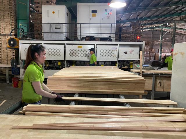 Đột ngột bị áp thuế 25%, gỗ ghép thanh ùn tắc tại nhiều cảng biển - Ảnh 5.