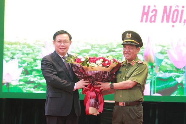 Thiếu tướng Nguyễn Hải Trung được bổ nhiệm Giám đốc Công an TP Hà Nội - Ảnh 1.
