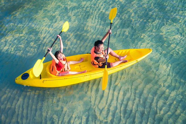 5 lý do nên dành cho mình quyền sở hữu kỳ nghỉ tuyệt vời ngay hôm nay - Ảnh 2.
