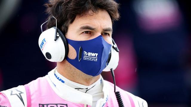 Sergio Perez chia sẻ về tình hình sức khỏe hiện tại - Ảnh 2.