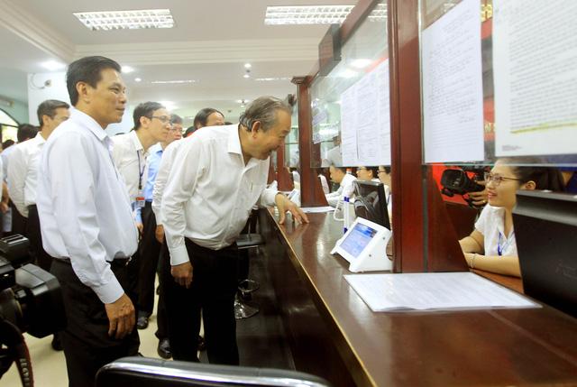 PTTg Trương Hòa Bình: Loại khỏi bộ máy những cán bộ bảo kê, tiếp tay cho gian lận thương mại - Ảnh 3.