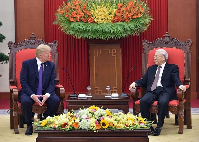 Lãnh đạo Việt Nam gửi điện mừng Quốc khánh Hoa Kỳ - Ảnh 1.