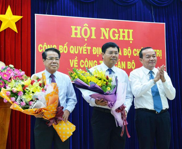 Ông Nguyễn Tiến Hải giữ chức Bí thư Tỉnh ủy Cà Mau - Ảnh 1.
