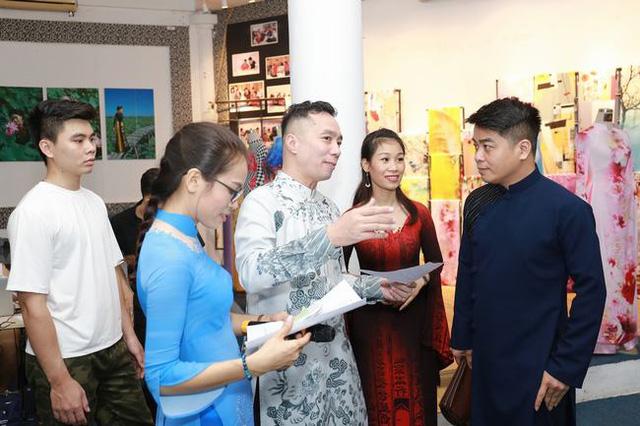 CLB Áo dài Việt Nam hướng tới nhiều chương trình đặc biệt - Ảnh 1.