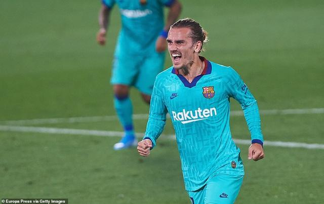 Villarreal 1-4 Barcelona: Messi lập cú đúp kiến tạo, Barca thắp lửa hy vọng - Ảnh 4.