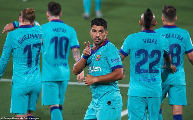Villarreal 1-4 Barcelona: Messi lập cú đúp kiến tạo, Barca thắp lửa hy vọng - Ảnh 3.