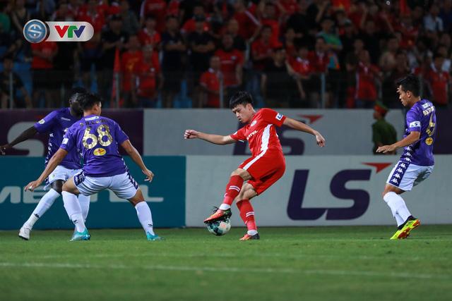 ẢNH: CLB Hà Nội chia điểm với CLB Viettel trong trận derby Thủ đô - Ảnh 3.