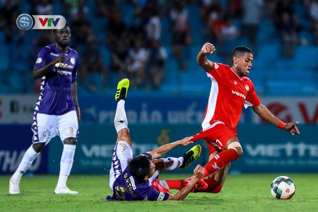 ẢNH: CLB Hà Nội chia điểm với CLB Viettel trong trận derby Thủ đô - Ảnh 10.