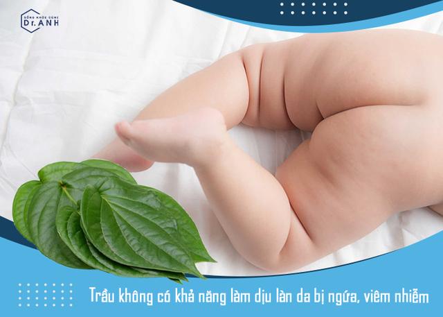 Bỏ túi mẹo trị hăm siêu đơn giản dành cho bé yêu - Ảnh 3.