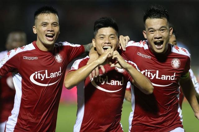 CLB TP Hồ Chí Minh - Becamex Bình Dương: Đòi lại ngôi đầu (Vòng 8 LS V.League 2020 - 19h15 ngày 6/7) - Ảnh 1.