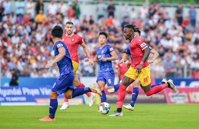 Lịch thi đấu và trực tiếp vòng 8 V.League hôm nay (06/7): Tâm điểm sân Pleiku - Ảnh 3.