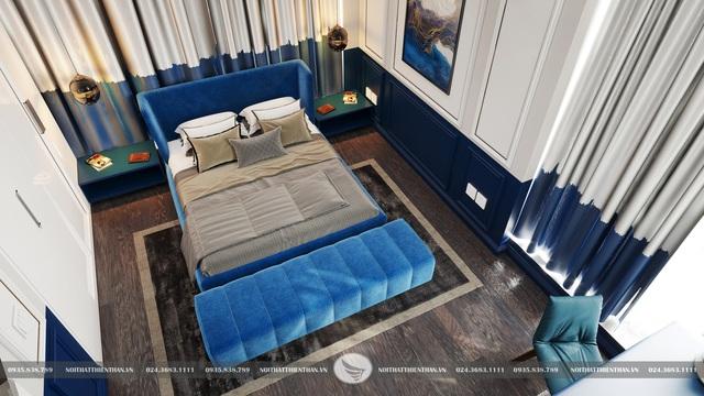 Classic Blue – soán ngôi vương xu hướng nội thất 2020 - Ảnh 5.