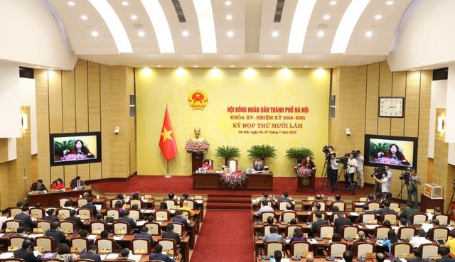 Hà Nội xây dựng 2 kịch bản kinh tế trong nửa cuối năm 2020 - Ảnh 3.