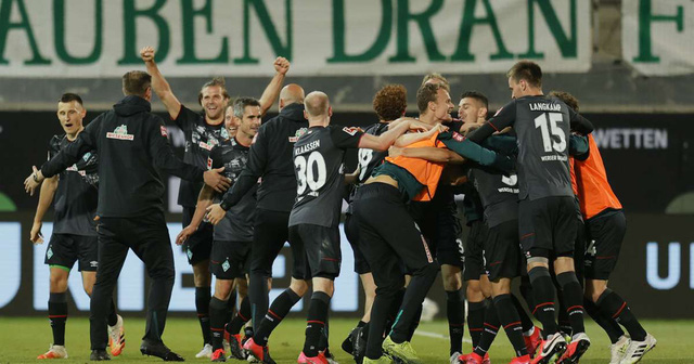 Kết quả bóng đá sáng 07/7: Tottenham 1-0 Everton, Sevilla 1-0 Eibar, Heidenheim 2-2 Werder Bremen - Ảnh 5.