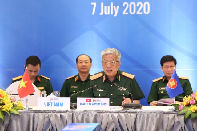 Bộ trưởng Bộ Quốc phòng: Đại dịch COVID-19 là thách thức an ninh phi truyền thống vô cùng lớn - Ảnh 1.