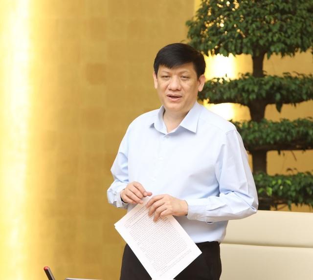 Thứ trưởng Nguyễn Thanh Long làm quyền Bộ trưởng Bộ Y tế - Ảnh 1.