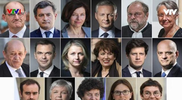 Pháp chính thức công bố nội các mới sau khi bổ nhiệm Tân Thủ tướng - Ảnh 1.
