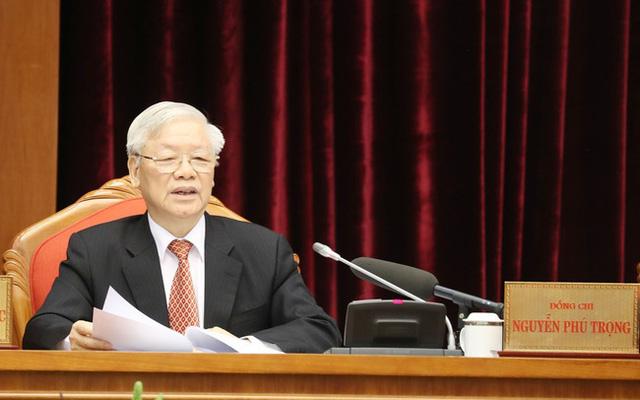 Tổng Bí thư, Chủ tịch nước Nguyễn Phú Trọng: Kiên quyết chống chủ nghĩa cá nhân, cơ hội, cục bộ - Ảnh 1.