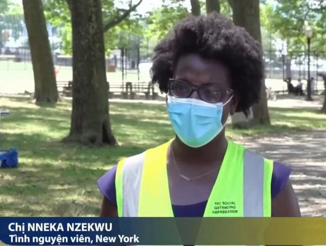 New York: Nỗ lực phòng chống COVID-19 từ cộng đồng đã có kết quả - Ảnh 1.
