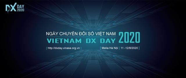 DXDay Vietnam - Ngày Chuyển đổi số Việt Nam 2020 sẽ diễn ra ngày 11 - 12/8 - ảnh 1