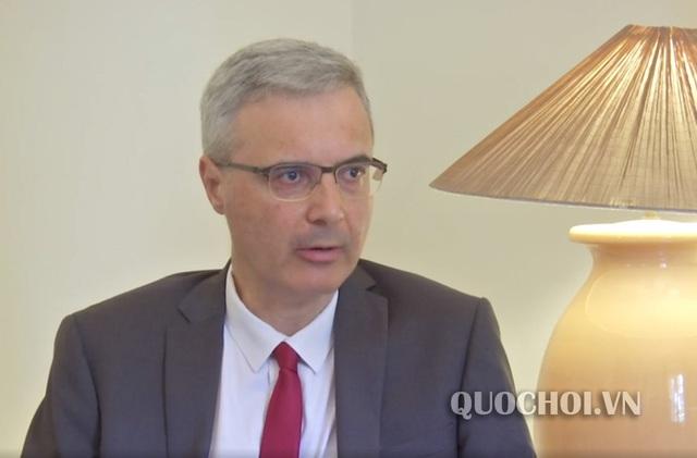 """Đại sứ Pháp tại Việt Nam: """"Mong tìm kiếm được nhiều đối tác tại thị trường Việt Nam"""" - Ảnh 2."""