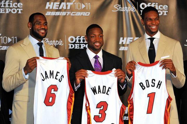 Nhìn lại 10 năm The Decision - show truyền hình làm thay đổi NBA - Ảnh 1.