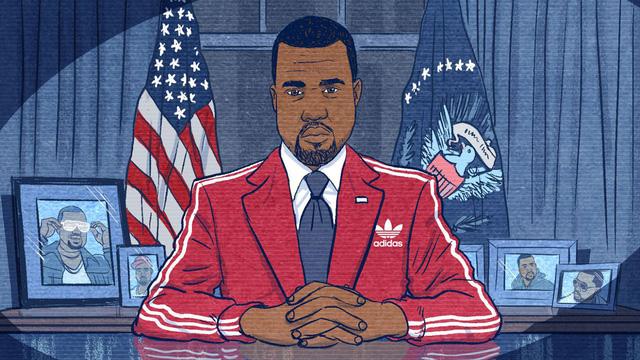 Kanye West quyết tâm tranh cử Tổng thống Mỹ, tự thành lập đảng mới - Ảnh 2.