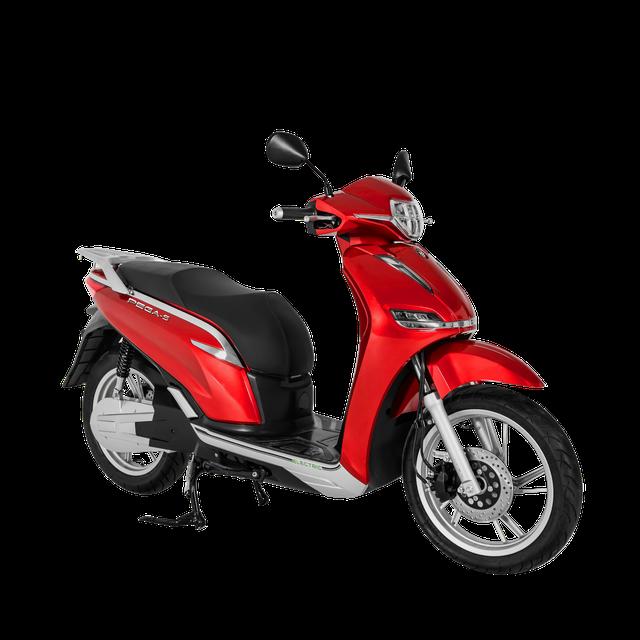 Xe điện PEGA-S ra mắt thị trường Trung Quốc và châu Âu - Ảnh 1.