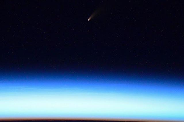 Tháng 7, cơ hội chiêm ngưỡng sao chổi 6000 năm mới đi qua Trái Đất - Ảnh 3.