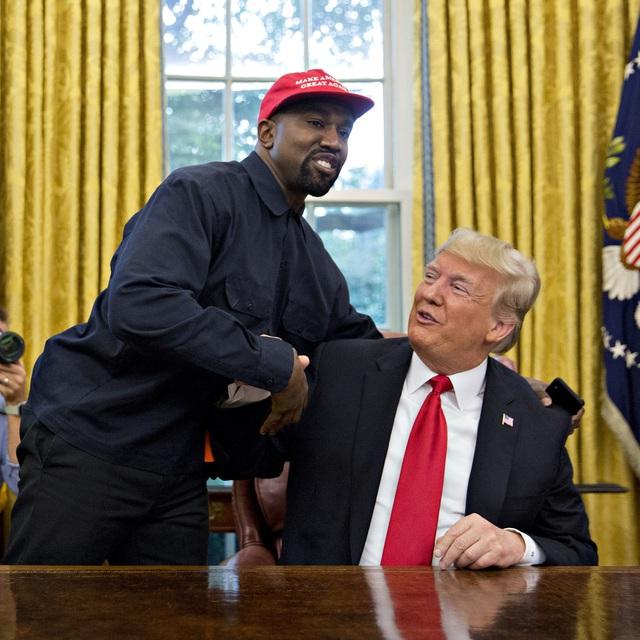 Kanye West quyết tâm tranh cử Tổng thống Mỹ, tự thành lập đảng mới - Ảnh 1.