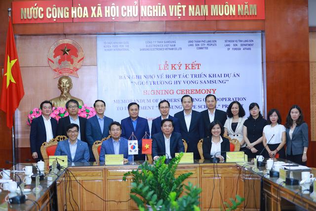 Xây Trường học Hy vọng cho học sinh nghèo tại Lạng Sơn - Ảnh 2.