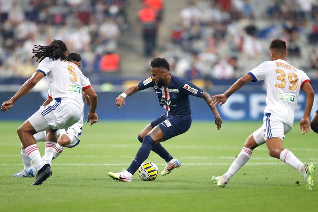 Vượt qua Lyon sau loạt đá luân lưu, PSG vô địch Cúp Liên đoàn Pháp - Ảnh 1.