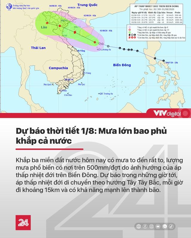 Tin nóng đầu ngày 1/8: Cán bộ ở Quảng Ngãi tổ chức cưới cho con lúc cấm tụ tập, Việt Nam có 558 ca COVID-19 - ảnh 9