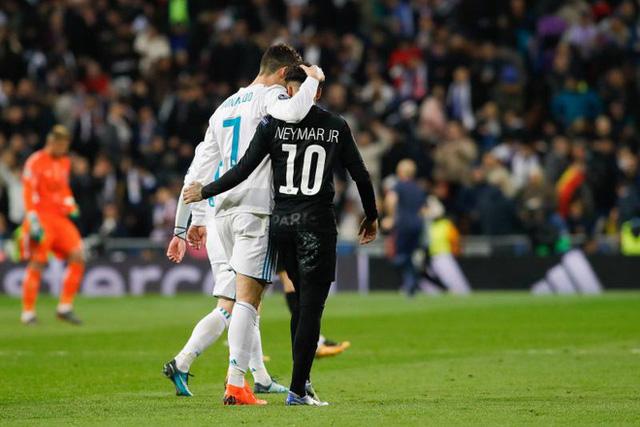 Jorge Mendes hẹn gặp PSG, Ronaldo có thể sẽ đá cặp với Neymar? - Ảnh 3.