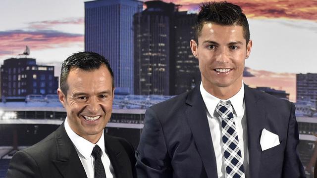 Jorge Mendes hẹn gặp PSG, Ronaldo có thể sẽ đá cặp với Neymar? - Ảnh 2.