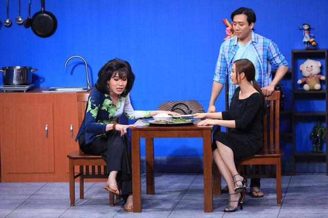 Khiến Trấn Thành nể, Hoa hậu Thu Hoài giành giúp Ơn giời! Cậu đây rồi - Ảnh 3.